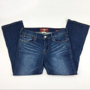 Lucky Brand Sweet N Crop Jeans 26